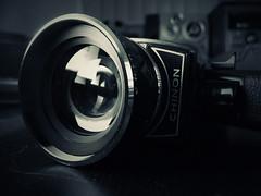 Chinon 8mm Movie Camera