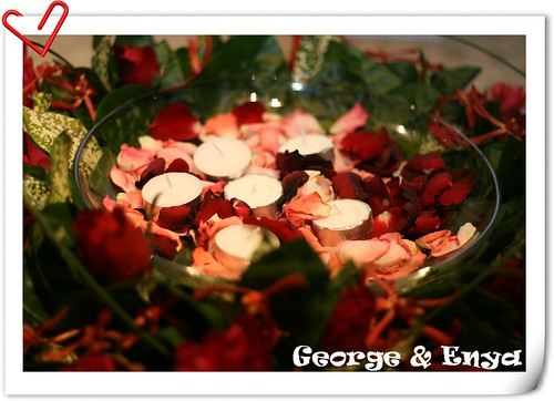 你拍攝的 20081220GeorgeEnya婚宴051.jpg。