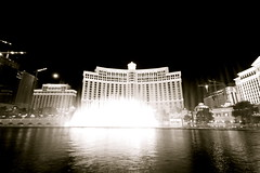Bellagio Fountains Exposed