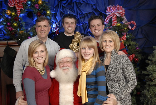 Picture with Santa (1)