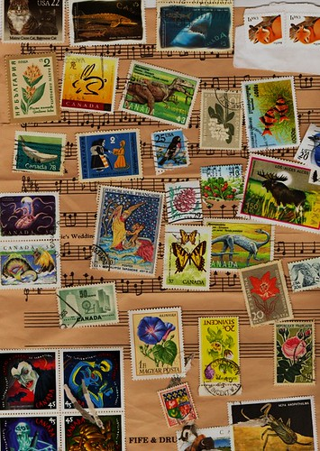 stamps i