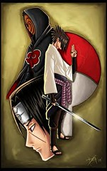 reoma shoki n taka (Taka (^*Uchiha Bountie*^)) Tags: hot cool symbol brothers mark awesome tobi taka sasuke sharingan curse uchiha itachi madara reoma shokio mornikai