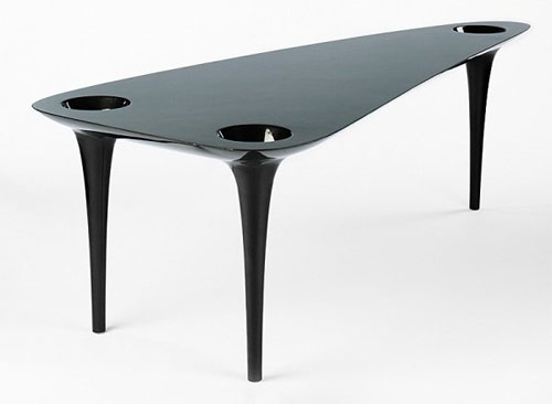 National Speed - Carbon Fiber Table