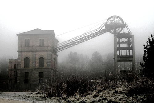 Winding House and Headstocks