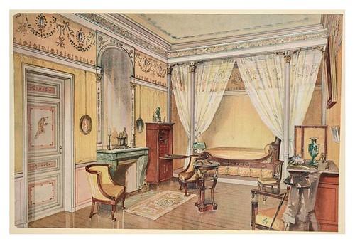 013- Habitacion estilo Imperio- Acurela 1907