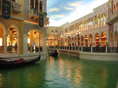 The Venetian Canal