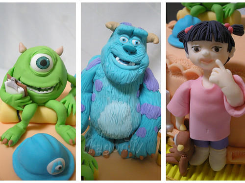 monsters inc boo. Monsters Inc Details