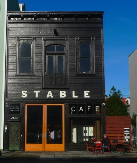 stable cafe, san francisco