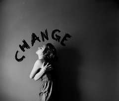 i need change. (Tess Mayer) Tags: shadow summer white black skye art girl project photography photo peace manipulation holly creepy brushes need change deviant tess 2009 ineedchange