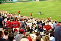 Red Sox fans' desire (eddie.welker) Tags: boston washingtondc washington baseball redsox fans tshirts nationals interleague