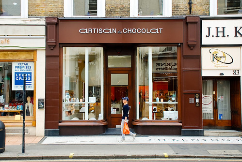 Two Days of Chocolate: a London tour