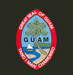 The Great Seal of Guam