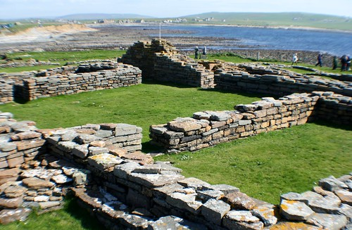 Brough of Birsay, Orkney