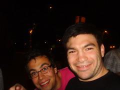 Me and Florian Boucault
