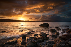 Cloch Point (Peter Ribbeck) Tags: sunset point scotland gourock dunoon holyloch kilcreggan inverclyde cloch stron clochlighthouse clochpoint thegantocks peterribbeck