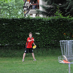 Disc Golf Lesson