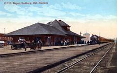 Sudbury - CPR Depot C192x (363FroodRd / 573PineSt) Tags: sudbury sudburyon