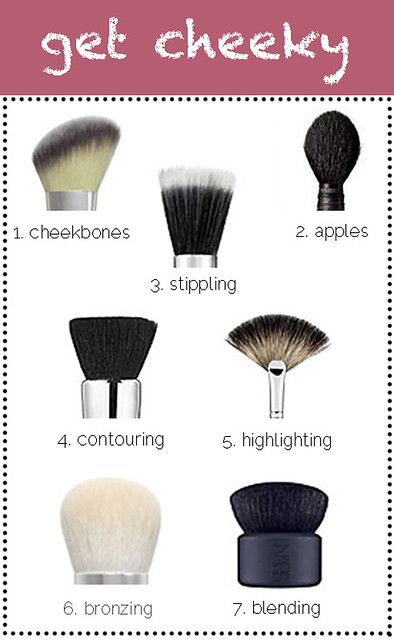 Beauty 101 Brush Class Part Ii Lauren Conrad