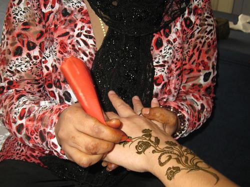 séance henné (1)