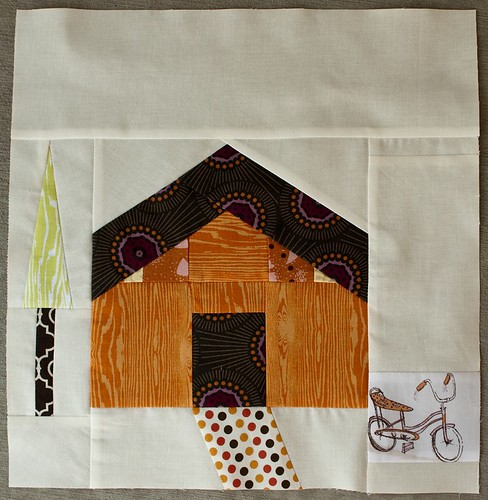 House Block for Cara