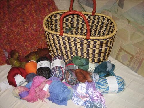 Stashin' basket