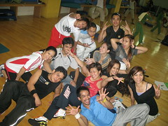 BODYJAM Training: Yeeha!