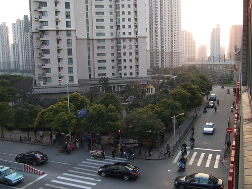 Compound near Zhongtan Road
