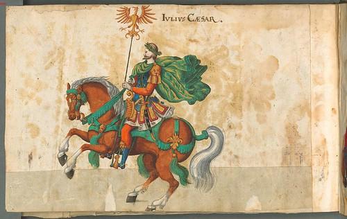 Beschreibung der historischen und allegorischen Personen 1596 (1600) (Julius Caesar)