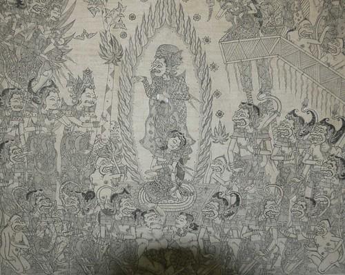 Kamasan Painting Style