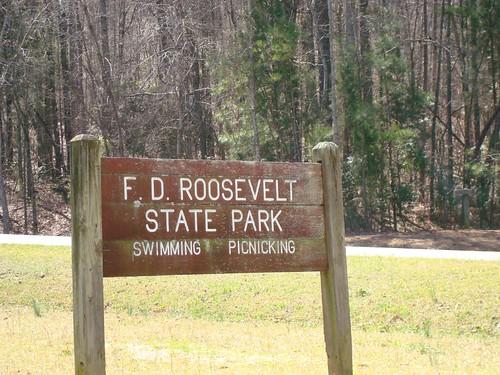 FD Roosevelt State Park