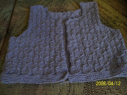 hexacomb cardigan body