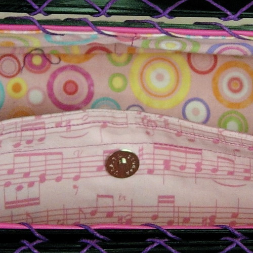 Weird Sisters Record Purse