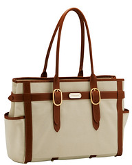 Coakley Timeless Tweed Everyday Tote (Exterior)