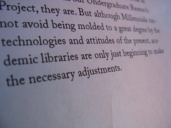 libraries are only beginning