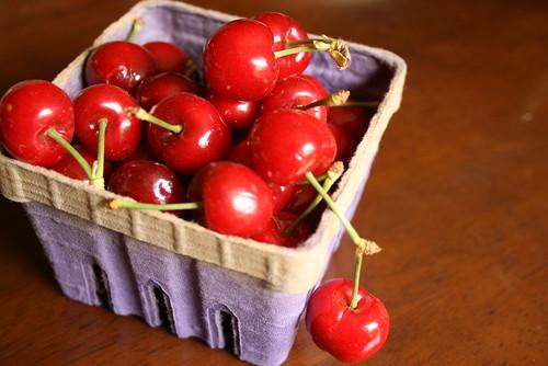 Cherry from Farmer's Market