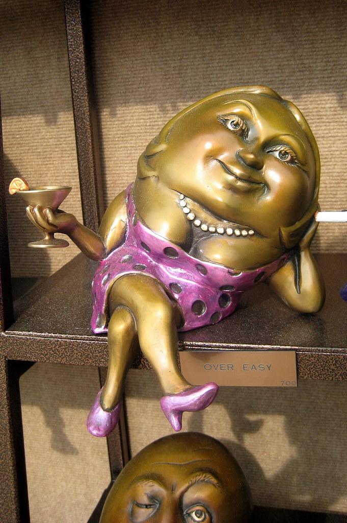 2008 New Orleans Jazz & Heritage Festival: Joan of Art's Humpty Dumpties - Over Easy