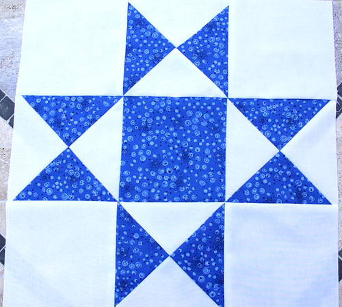 star quilt along - Week 3