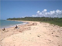 Arraial d´Ajuda, Pitinga Beach, Bahia, Brazil
