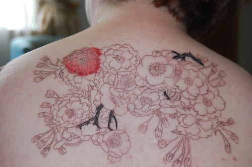 Unfinished tat