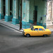 Yellow Car Havana Day 1