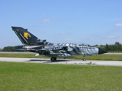 Tiger marked Jabo-32 Tornado ECR by Jerry Gunner, on Flickr