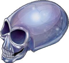 Caveira de Cristal - IconFactory