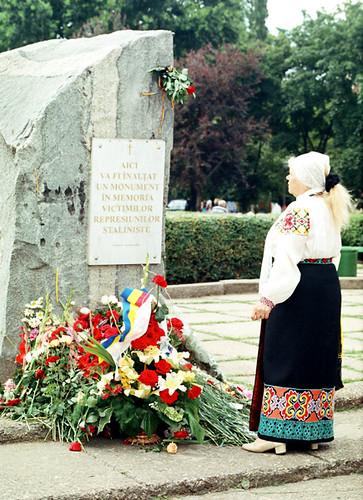 Ruga (Comemorarea deportatilor in Siberia)