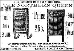 Ladies Journal 1890 Northern Queen