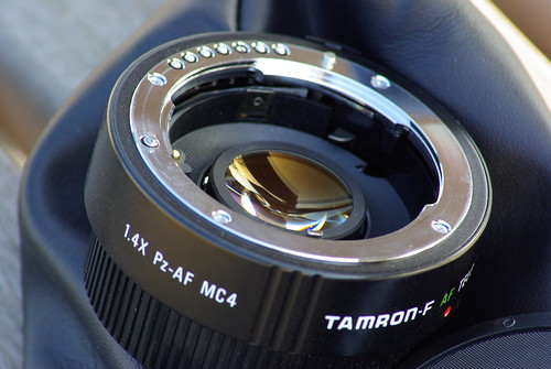 Tamron 1.4x Pz-AF MC4 Teleconverter