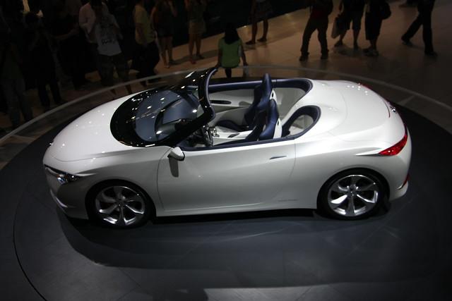 Honda OSM Prototype