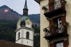 A slice of Switzerland (Monkey Magic) Tags: schweiz switzerland luzern helvetia geraniums lucerne vierwaldstttersee lakelucerne rigi vitznau vierwaldstattersee