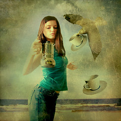 picnic (entelepentele) Tags: selfportrait fairytale textures cocoa themoulinrouge lightblueroom infinestyle memoriesbook awardtree meandghostbones thetempleofaphrodite stonedigitalexperienceagency