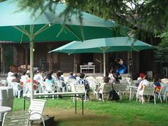 Mini Concert at 岩崎庭園