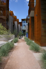DSC04681 (hellothomas) Tags: arizona cmu scottsdale grating curtainwall corten decomposedgranite millerhull safaridrive floorassociates